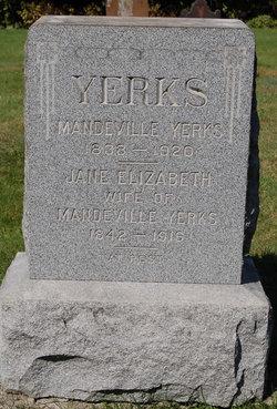 Mandeville Yerks