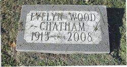 Evelyn <i>Wood</i> Chatham