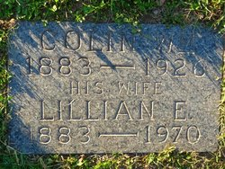 Lillian E <i>Waters</i> Cameron