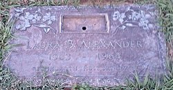 Laura B Alexander