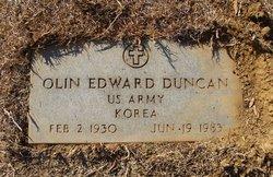 Olin Edward Duncan