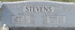 Bobby Joe Stevens