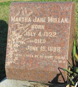 Martha Jane Mullan
