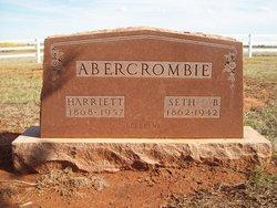 Harriet <i>Smith</i> Abercrombie