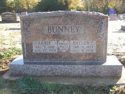 Hayden Thomas Bunney