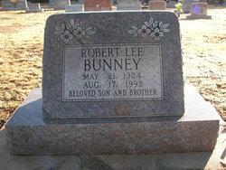Robert Lee Bunney