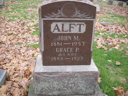 Grace P <i>Duckett</i> Alft