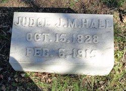 Judge J. Marion Hall