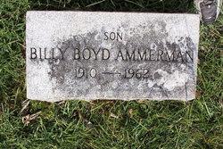 Billy Boyd Ammerman