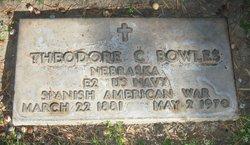 Ens Theodore C. Bowles