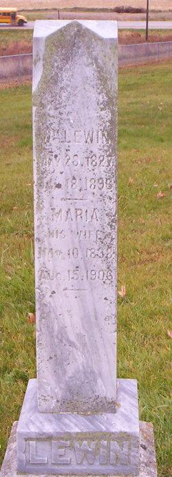 Maria Lewin