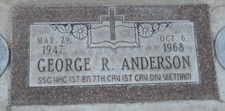 Sgt George Rolan Anderson
