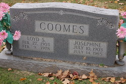 Lloyd S Coomes