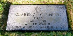 Clarence Cecil Finley