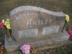 Ernest John Ansley
