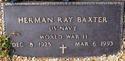 Herman Ray Baxter