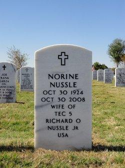 Norine <i>Smith</i> Nussle