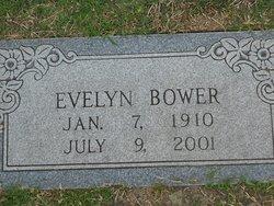 Evelyn Christabel <i>Marsh</i> Bower