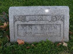 John A Buffum