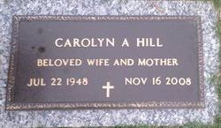 Carolyn <i>Alexander</i> Hill