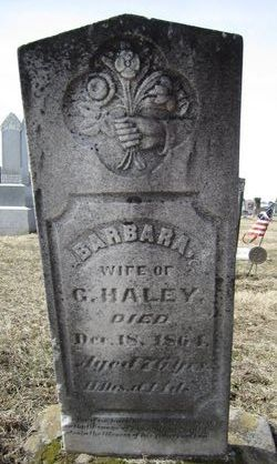 Barbara Haley