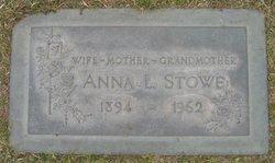 Anna Louise <i>Curren</i> Stowe