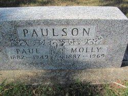 Molly Christine <i>Olsen</i> Paulson