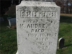 Elizabeth <i>Ellenberger</i> Andre