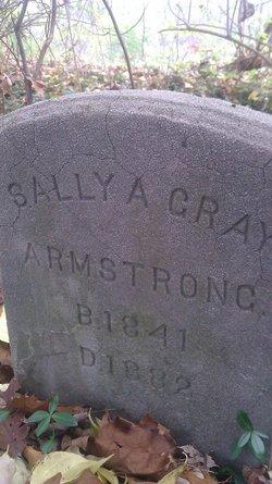 Sally A <i>Gray</i> Armstrong