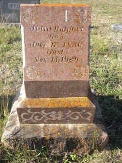 John Bippert