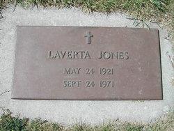Laverta Palina <i>Walton</i> Jones
