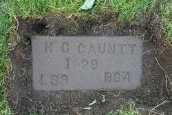 Hiram Cicero Gauntt