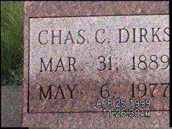 Carl Charles Conrad Dirks
