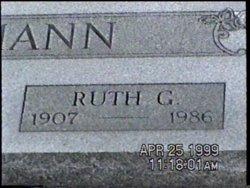 Ruth Golden <i>Davis</i> Ackermann