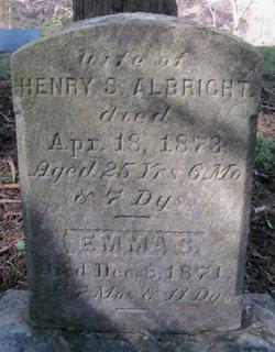 Hattie <i>Brooks</i> Albright