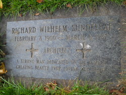 Richard Wilhelm Sundeleaf