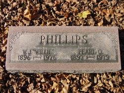 William J Willie Phillips