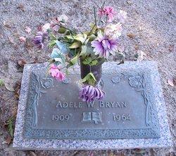 Adele W Bryan