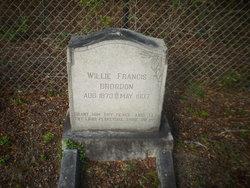 William Francis Brogdon