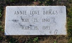 Annie Rivers <i>Love</i> Briggs