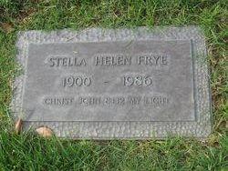 Stella Helen Frye