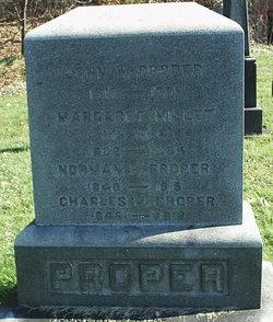 Margaret <i>Millet</i> Proper