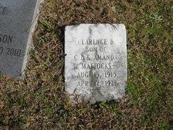 Clarence Benjamin Mattocks, Jr