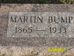 Martin Bump