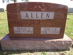 Bessie Alice <i>Zook</i> Allen