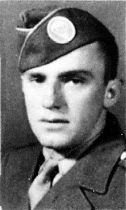 Sgt Warren W Becker