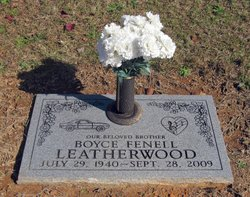Boyce Fenell Leatherwood
