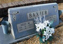 Neff M Baxter