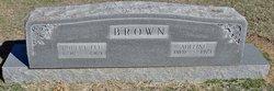 Adeline M. <i>McFarland</i> Brown