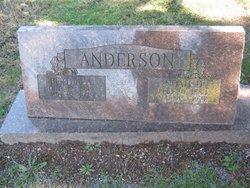 Bertha Annie <i>Daniels</i> Anderson